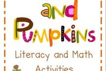 preschool activities / by Jane Howard