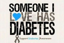 Diabetes Support / Whether it's you or a loved one, there are tips, recipes and humor for diabetics here for everyone! Share it with your closest friends. / by EO2 Concepts