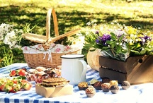 PICNICS / Romantic, fun, relaxing & full of memories. / by Diana Carson