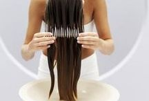 Healthy Hair / Hair care, oils, and vitamins for maximum hair health.  / by Jen