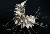 Contemporary Textile ART / by Mükerrem Odabaşı
