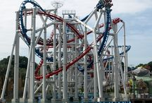 Roller coasters / by Theme Park Insider