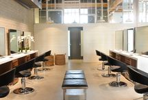 Salon Design / Explore the modern, innovative and luxe interior design of salons in the Oribe Network. / by Oribe Hair Care