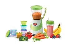 Smoothie & Baby Food Recipes / by NUK USA