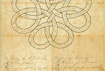 Celtic knots / by Sue