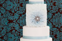 wedding cakes / by Taart Juffie