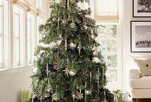 Christmas in White, Neutrals & Metallics / by Cath Windmueller