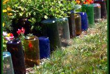 Garden / Garden ideas, gardening hints, garden help, beautiful gardens / by Andrea Green (thegreenbacksgal.com)
