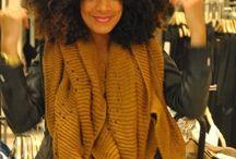 Hair Envy  / by Marie Denee, The Curvy Fashionista
