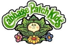 Cabbage Patch Kids / by Gwendolyn M.