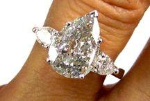 Engagement rings / by Erika Elliott