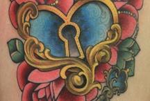Tattoos / by Adrianna Mariscal