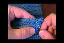 Crochet/knit / by Kim Worden