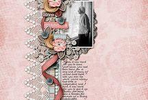 Scrapbook Layouts / by Debbie Yates