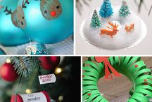 Christmas! / Ideas  / by Kate Ferguson