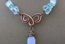 Wire Wrapping / by Melydia Clewell