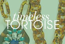 Timeless Tortoise / by BaubleBar