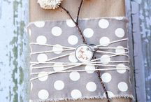 Xmas gift wrap ideas / by everywhere you go