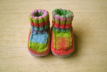 Crochet/Knit Baby Items / Always on the look out for cute baby items. / by Nancy Elliott