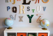 Kids rooms and playroom / Amazing ideas for kids rooms and playrooms / by Emma Vanstone