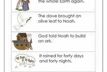KIDS - Bible Lessons / by Michele Shimizu