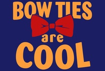 Bow Ties / Bow ties ARE cool. End of story. / by TieMart, Inc.