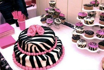 CAKES & Desserts / by Peyton King-Clegg