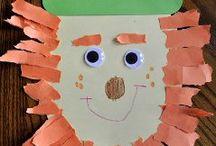 Kids crafts etc / by Mollie Carroll