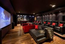 Home Theater / by Angelus Wilson