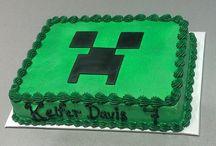 Minecraft Party / by Amy Spivey