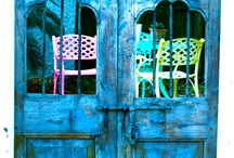 Doors / by Jaimee Cox