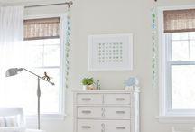 Nursery Ideas / by Stephanie Sigg