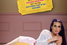 Official KP3D Movie Images / by Katy Perry