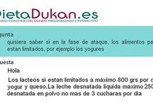 Dieta Dukan / by Maritamar