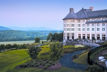 Inns & Resorts / North Carolina has a wide range of world-class resorts and spas offering a variety of soothing settings, treatments, and value-packed packages that can often include accommodations, activities, amenities, dining, and much more. / by Visit North Carolina