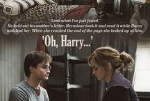 Harry Potter / by Emilia Dashko