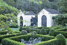 formal gardens / by Kristen Ayers