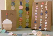 DIY - cards / by Jennet Allison