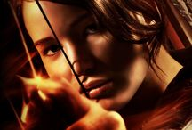 Z_Fire is Catching / Everything Hunger Games: Posters, Quotes, Photo shoots, Fan art. And lots of yummy people. ;) / by Jenn Marshall