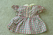 Doll - vintage clothes (exclude Barbie) / by Merry