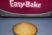 Easy Bake Oven Recipes / by Jessica Powell