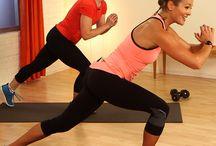 I workout!!! / by Leilani Salas