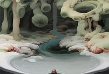 sculpture + installations / by vera jane