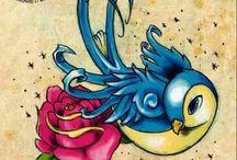 Tattoo / by Kristin Loyd