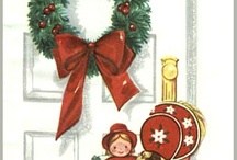 VINTAGE CHRISTMAS IMAGES / by Linda Maus