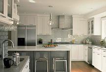 Kitchen / by Elizabeth Wirmani