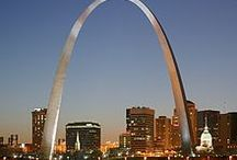 St. Louis.....My first home town / by Sandy McMurry