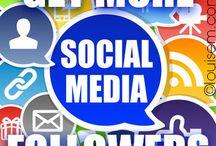Social Media / by Carlos Polaino Jimenez
