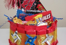 Food Gift Baskets / by Angelique Tatum