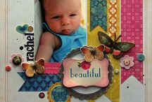scrapbooking / by Michelle Fitzgerald Smith